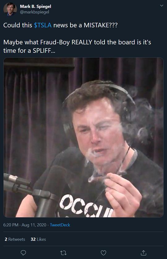 Tesla Spliff