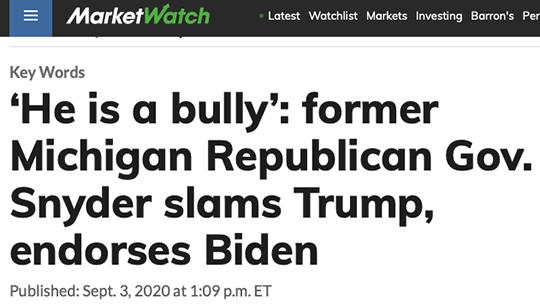 Michigan Republican