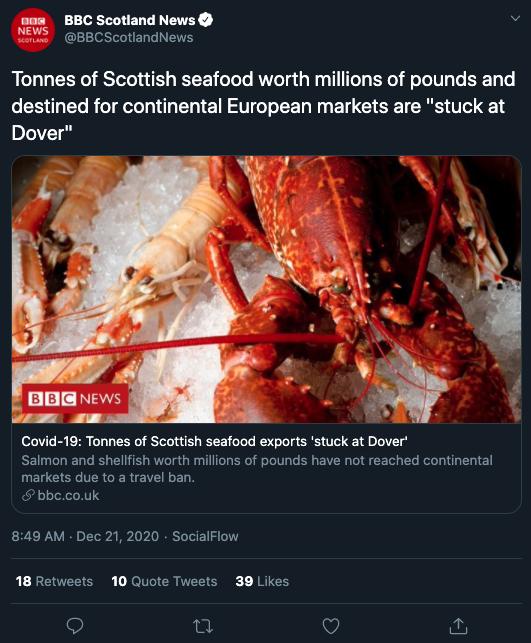 Scotland Tweet