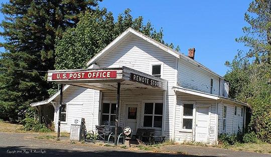 Decrepit Post Office