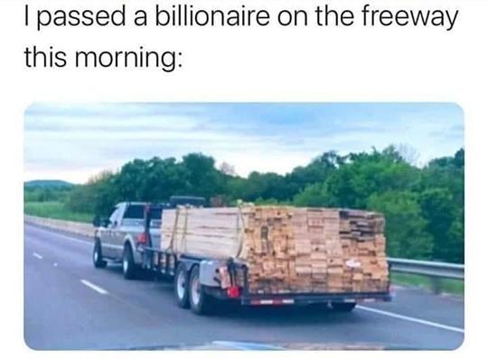 Billionaire Meme
