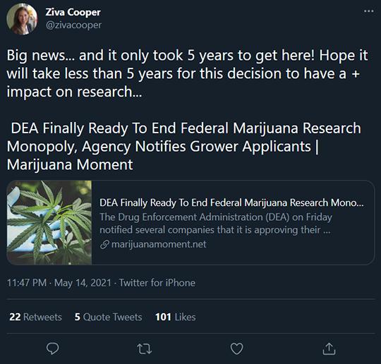 Marijuana Movement