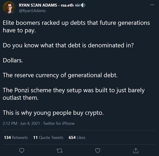 Crypto & Boomers