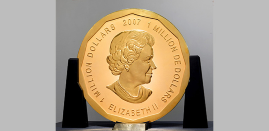 Second Largest Coin