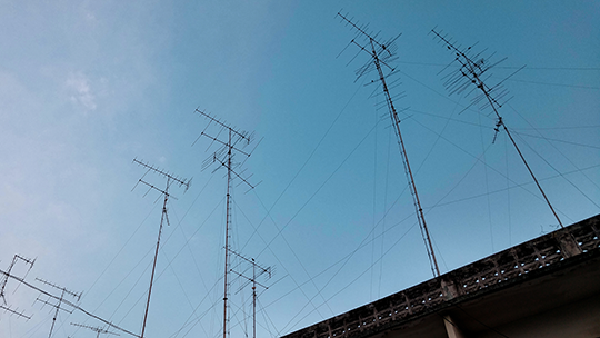 Sky Powerlines