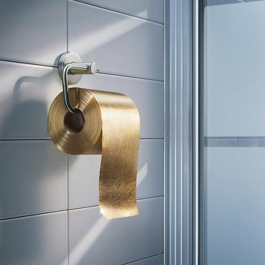 Gold Toilet Paper